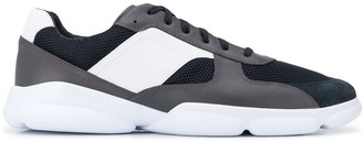 HUGO BOSS Panelled Low-Top Sneakers