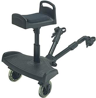 First Wheels For-Your-Little-One Ride On Board Compatible Travel Systems, Single