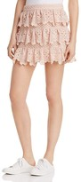 Aqua x Maddie & Tae Lace Tiered Skirt - 100% Exclusive