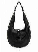 Etienne Aigner Moda Studded Hobo Bag