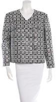 Chanel Spring 2016 Tweed Jacket
