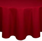 John Lewis Kernel Tablecloth, Dia.180cm, Red