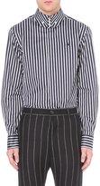 Vivienne Westwood Stripe Print Cotton Shirt