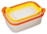 Joseph Joseph Nest Storage Compact Food Storage Containers Set of 2 - Multicolored
