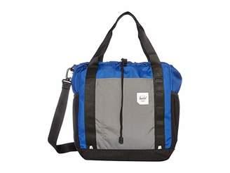 Herschel Barnes (Monaco Blue/Quiet Shade) Tote Handbags