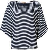 Michael Kors striped blouse