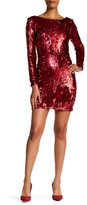 Dress the Population Lola Sequined Minidress