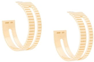 IVI Slot Hoop Earrings