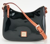 Dooney & Bourke Patent Leather Small Kiley Crossbody