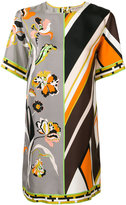Emilio Pucci printed shift dress