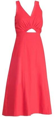 Parker Tallulah Keyhole A-Line Dress
