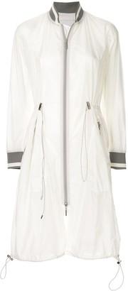 Ujoh transparent raincoat