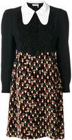 Chloé Swirl guipare dress