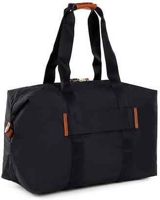 "Bric's 21"" X-Bag Folding Duffel - Black - Brics"