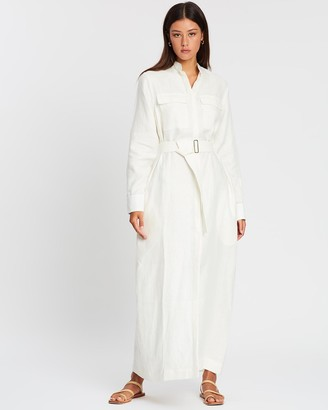 BONDI BORN Utility Long Dress