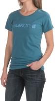 Burton Her Logo T-Shirt - Short Sleeve (For Women)