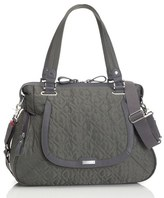 Storksak Infant 'Anna' Diaper Bag - Grey
