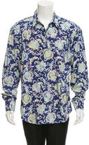 Robert Graham Printed Button-Up Shirt
