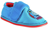 Thomas & Friends Blue Thomas Slippers - Size 5