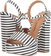 Chinese Laundry Women's Aries Stripe Platform Sandal