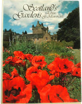 One Kings Lane Vintage Scotland's Gardens by G. Little, 1st Ed.