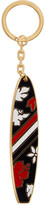 Thom Browne Navy Surfboard Keychain
