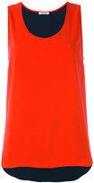 P.A.R.O.S.H. scoop neck vest - women - Polyester - M