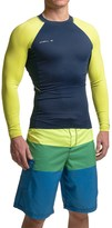 O'Neill Skins Stitchless Rash Guard - UPF 50+, Long Sleeve (For Men)
