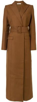 Anna Quan Nora longline coat