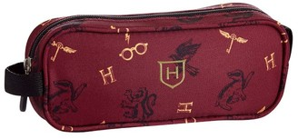 Pottery Barn Teen HARRY POTTER Gear-Up Tossed Hogwarts Recycled Pencil Case