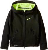 Nike Therma Sphere Full Zip Hoodie (Little Kids)