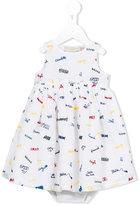 Stella McCartney Flossie dress - kids - Cotton/Polyester - 12 mth