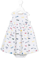 Stella McCartney Flossie dress - kids - Cotton/Polyester - 18 mth