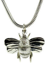 Bumble Bee Will Bishop Jewellery Design Sterling Silver Or Gold Charm