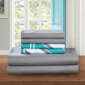Chic Home Ariel 6-Pc King Sheet Set Bedding