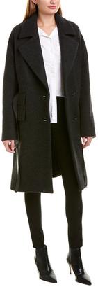 IRO Zandor Wool-Blend Coat