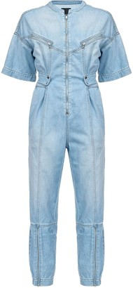 Pinko Denim Jumpsuit