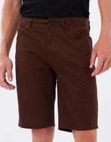 Volcom Solver Lite 5 Pocket Shorts
