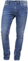 Guess Superskinny Jeans Skinny Fit Blue Denim