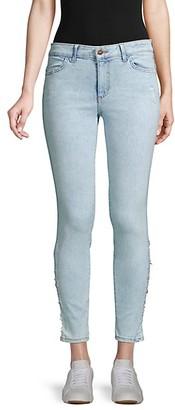 Lynette Distressed Skinny Jeans