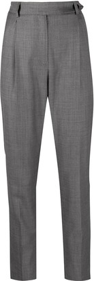 IRO High Waist Tapered Tailored Trousers