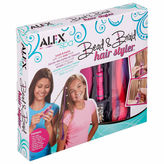 Alex Spa Bead And Braid Hair Styler Beauty Toy