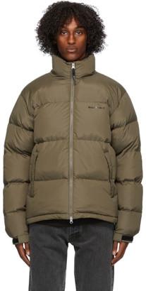 Axel Arigato Khaki Down Observer Puffer Jacket