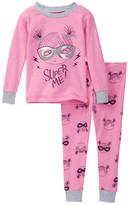 Petit Lem Super Me! Pajama Set (Baby Girls)