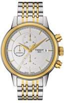 Tissot Men's Carson Automatic Two-Tone Bracelet Watch, 42.3mm