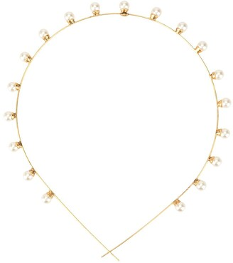 Jennifer Behr Ines embellished alice band