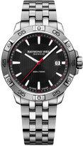 Raymond Weil Men's Swiss Tango Stainless Steel Bracelet Watch 41mm 8160-ST2-20001