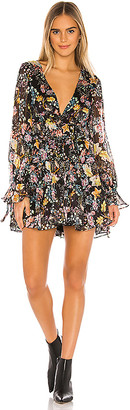 Free People Closeer To The Heart Mini Dress