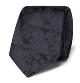 Dolce & Gabbana - 6cm Floral Silk-jacquard Tie