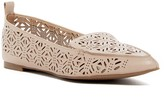 Aldo Onerin Laser-Cut Pointed Toe Flat